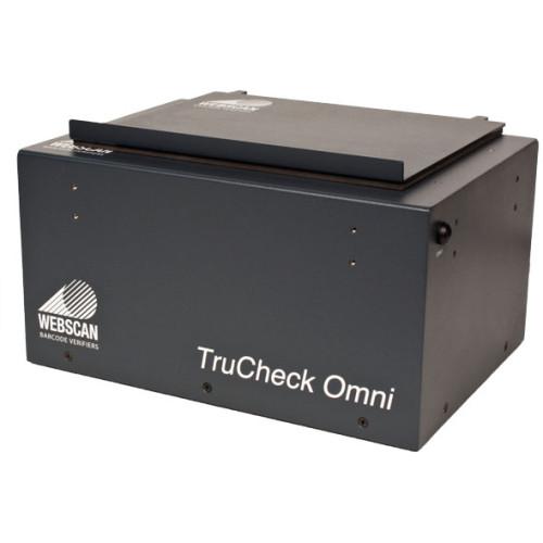 DMV-TC833-OWA-01 - Webscan TruCheck Omni Bar code Verifier
