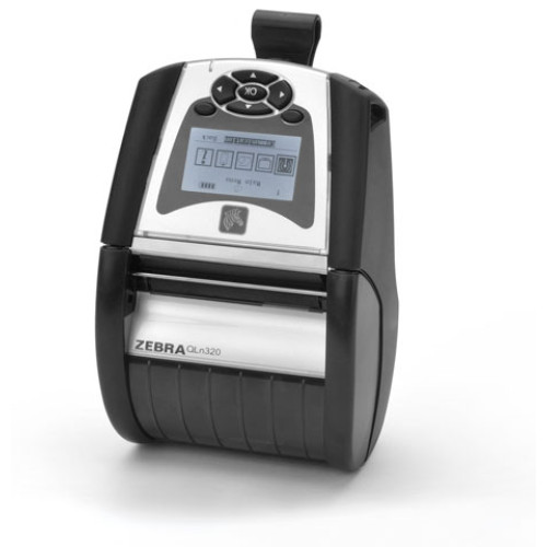 QN3-AUBA0E00-00 - Zebra QLn320 Portable Bar code Printer
