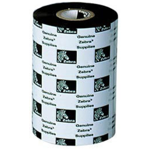 02100BK06045 - Zebra 2100 Enhanced Wax Bar code Ribbon