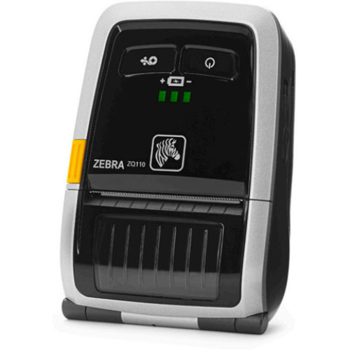 ZQ1-0UB00010-00 - Zebra ZQ110 Portable Bar code Printer