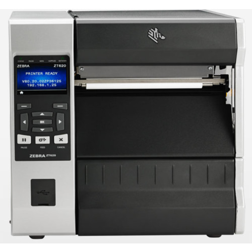 ZT62062-T010100Z - Zebra ZT620 Bar code Printer